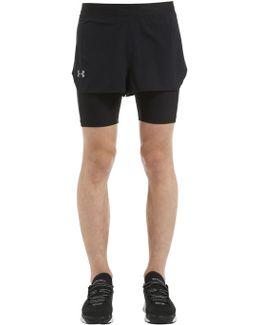 Transport Running 2-in-1 Shorts