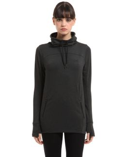 Featherweight Fleece Slouchy Sweatshirt