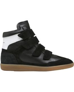 Etoile 40mm Bilsy Leather Sneakers