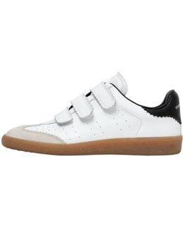 20mm Beth Leather Sneakers