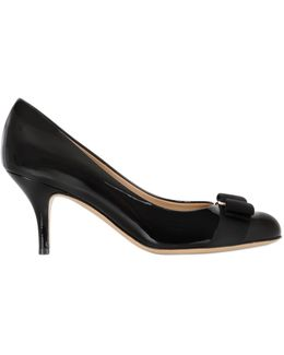70mm Carla Patent Leather Pumps