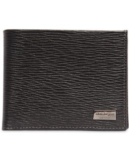 Revival Embossed Leather Classic Wallet