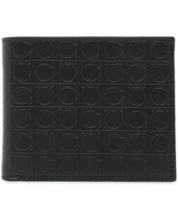 Gamma Embossed Soft Leather Wallet