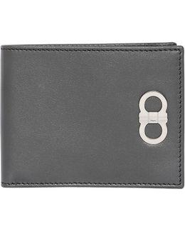 Gancio Yo Leather Slim Wallet