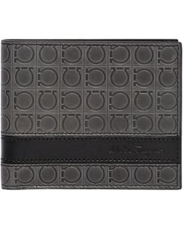 Gamma Printed Leather Wallet