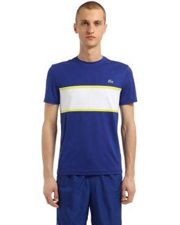 Microfiber Ultra Dry Tennis T-shirt
