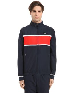 Microfiber Ultra Dry Tennis Tracksuit
