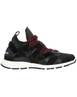 Neoprene Techno Sneakers