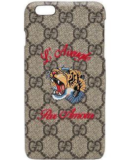 L'aveugle Par Amour Iphone 6 Plus Cover