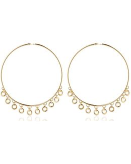 Lolita Oversized Hoop Earrings