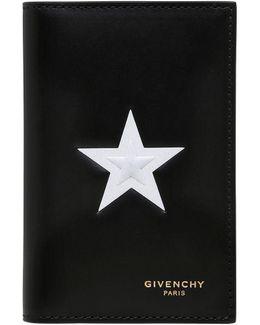Embossed Star Wallet