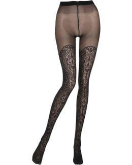 Henna Sparkle Swarovski 20 Den Stockings