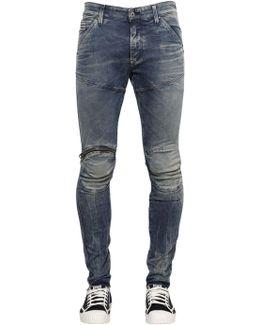 15cm 5620 Elwood Superslim Zip Jeans