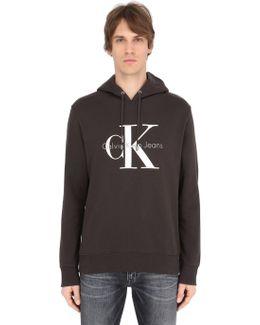 Essential Cotton Hooded Sweatshirt