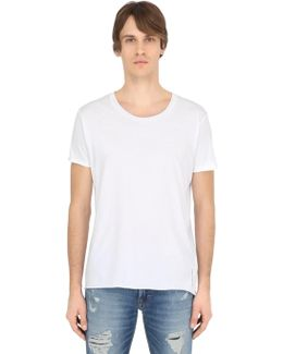 Essential Cotton Jersey T-shirt