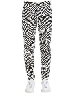 5622 Elwood Dazzle Camouflage Jeans