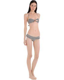 Louisette Lycra Seersucker Bikini
