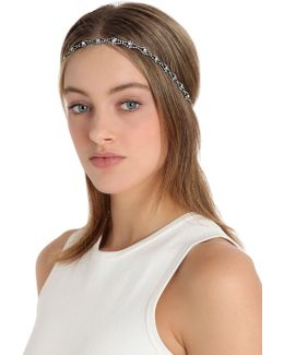 Rosita Swarovski Crystal Headband