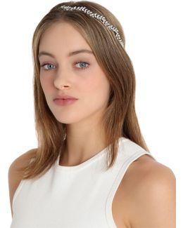 Vine Swarovski Crystal Headband
