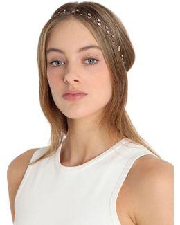 Lucia Swarovski Crystal Headband