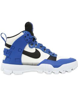 Undercover Sfb Jungle Dunk Sneakers