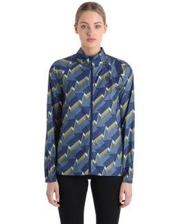 Arrow Print Jacket