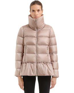 Anet Leger Nylon Down Jacket