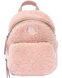 Kilia Faux Shearling Shoulder Bag