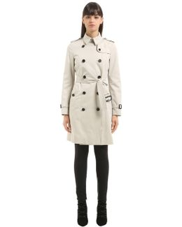 Heritage Long Trench Coat