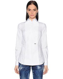 Tuxedo & Poplin Shirt
