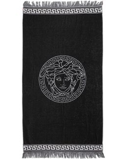 French Terry Beach Towel