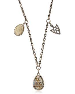Spirit Eye Charm Necklace