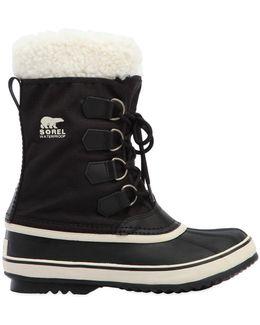 Winter Carnival Nylon Boots