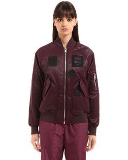 Zayn X Duchesse Bomber Jacket