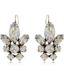 Holly Crystal Earrings