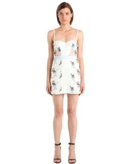 Hampton Court Silk Corset Dress