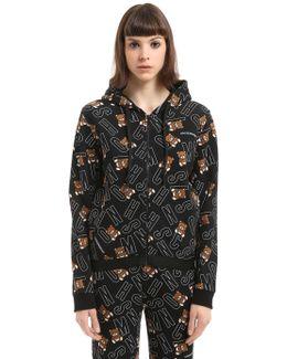 Underbear Cotton Hooded Sweatshirt