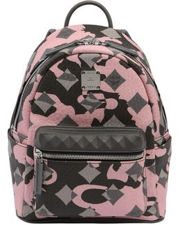 Mini Lion Camo Backpack