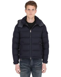 Montgenevre Light Flannel Down Jacket