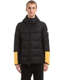 Drake Nylon Down Jacket