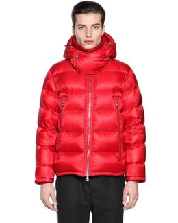 Pascal Laqué Nylon Down Jacket