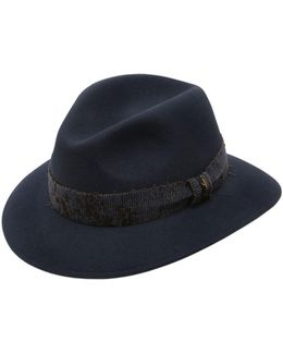 Rabbit Fur Felt Hat