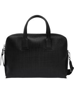 Goya Thin Leather Briefcase