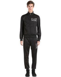 Train Visibility Acetate Tracksuit