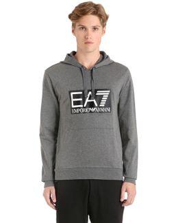 Train Logo Series Cotton Sweatshirt