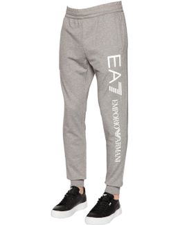 Train Logo Series Cotton Sweatpants