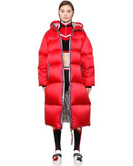 Icon Oversized Puffer Coat