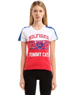 Hilfiger Tomcats Cotton T-shirt