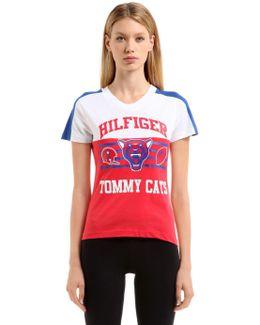 Hilfiger Tomcats Cotton T-shirt