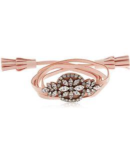Mini Bal Alcantara Bracelet